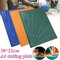 A4 PVC Double-sided Grid...