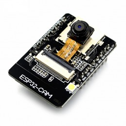 ESP32-CAM WiFi + Bluetooth...