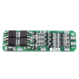 3S 20A 12.6V Cell 18650...