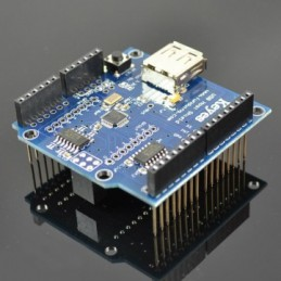 USB Host Shield For Arduino...