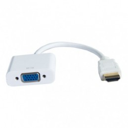 HDMI to VGA Converter (Gold...