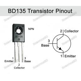 BD135 Transistor