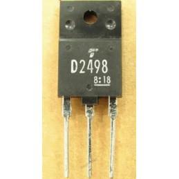 D2498 transistor