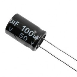 100uf/50v Capacitor
