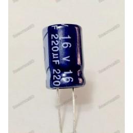 220uf 16v Capacitor