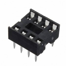 IC Base sockets 8 pin