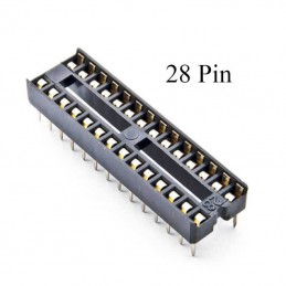 IC base 28 pin