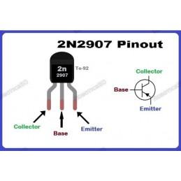 2N 2907 Transistors