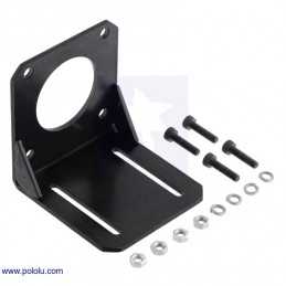 Steel L-Bracket for NEMA 23...