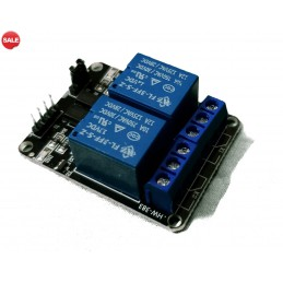 2 Channel 12V Relay Board...