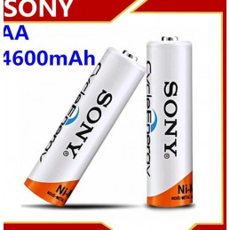 SONY High capacity 1.2V AA...