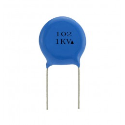 102K 1kv High Voltage Ceramic Capacitor