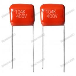 film capacitor 104k 400v