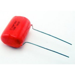 1uF 100V Polyester Film Capacitors