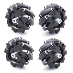 80mm Mecanum Wheel...