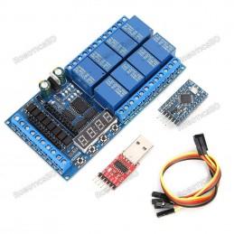 Arduino Pro Mini PLC Relay...