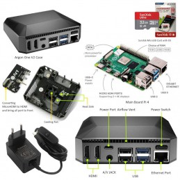 Raspberry Pi 4 Computer...