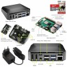 Raspberry Pi 4 Computer Complete Set with Argon One V2 Case