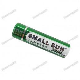 Genuine SMALL SUN 18650...