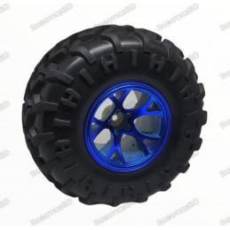 Off-Road Wheels - 130x60mm...