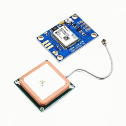 NEO-M8N GPS Module with...