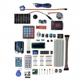 Advanced Kit with Arduino...