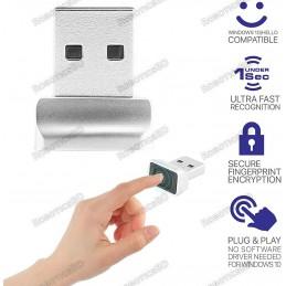 USB Fingerprint Reader for...