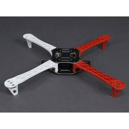 Strong Quadcopter Frame Smooth