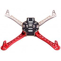 Strong Quadcopter Frame Smooth