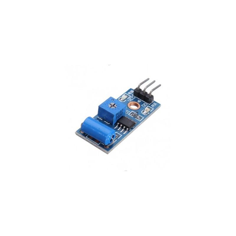 SW-420 NC Type Vibration Sensor Module Arduino