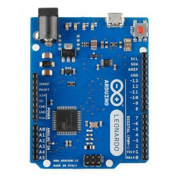 Arduino Leonardo with...