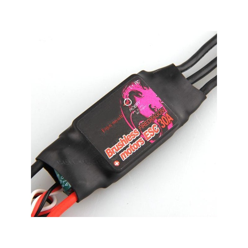 Mystery Fire Dragon 30A Brushless ESC