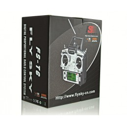 FlySky FS-T6 2.4ghz 6 Channel TX & RX
