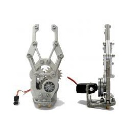 Robotic Claw - MKII With Metal Servo