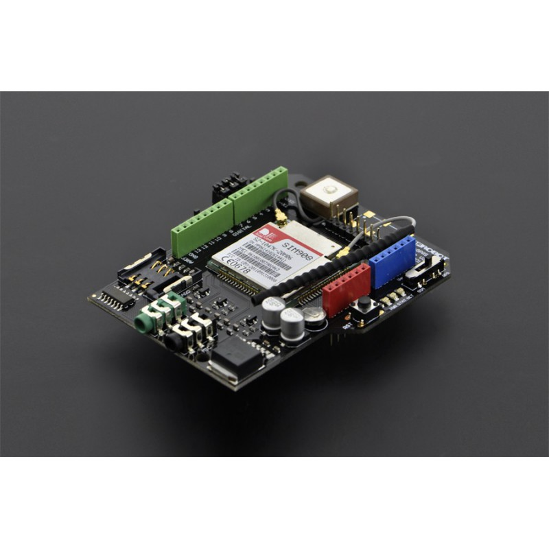 GPS/GPRS/GSM Shield V3.0 Arduino Compatible
