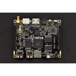 Radxa Rock - Quad Core Single Board Computer