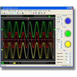 Hantek 6000BE PC Oscilloscope