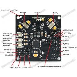 KK Multi-Copter Controller 5.5