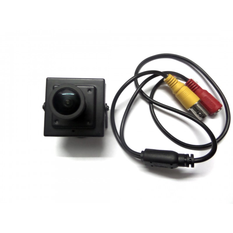 FPV Camera 720p FishEye Lens Wide Angle 165°
