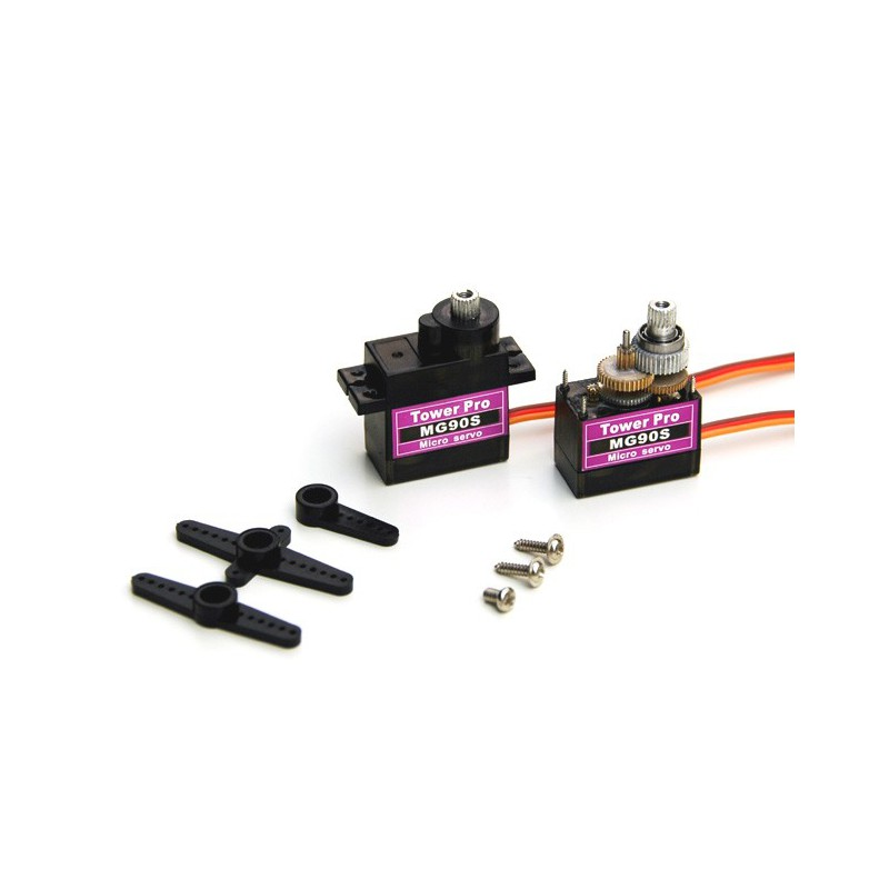 TowerPro MG90s – Micro Metal Servo
