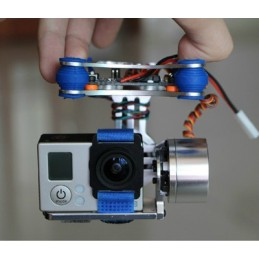 Full Metal 2-Axis Brushless Gimbal