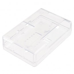 Pi Tin for the Raspberry Pi B+ Clear Case