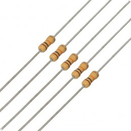470 Ohm 1/4w - Pack of 5