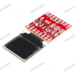 SparkFun Micro OLED Breakout