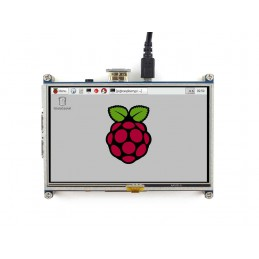 Raspberry Pi 5inch Resistive Touch HDMI LCD